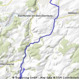 Bad Kreuznach - Alsenz