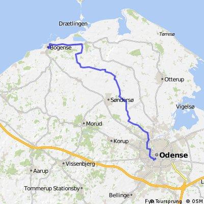 Odense - Bogense