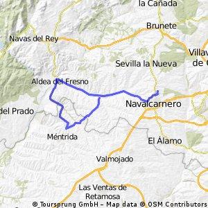 Navalcarnero (La dehesa) - Aldea del Fresno