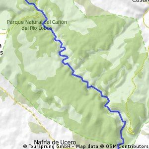 Cañón del Rio Lobos