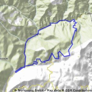 033 Zigole - Passo Croce - Miniera Tassara mtbbrescia.it
