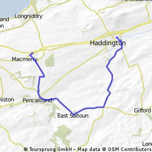Haddington-Bolton-Pencaitland-Macmerry