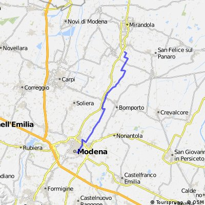 Modena-Mirandola