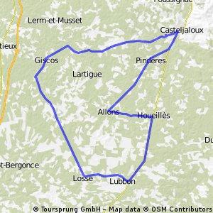 Casteljaloux -Losse