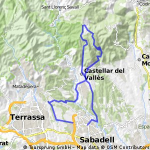 Sabadell - Castellar