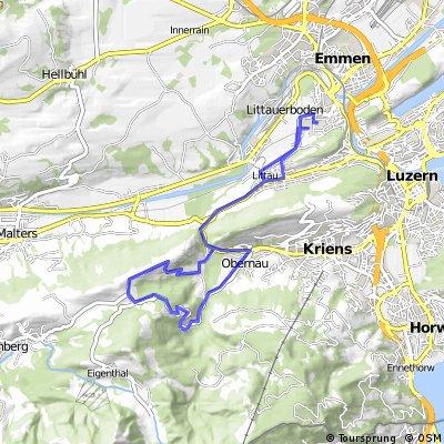 Reussbühl-Hergiswald