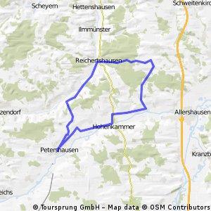 Rundkurs Petershausen