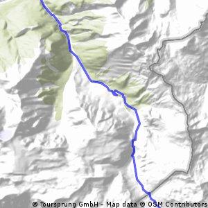 val d`Uina-Pforzheimersee