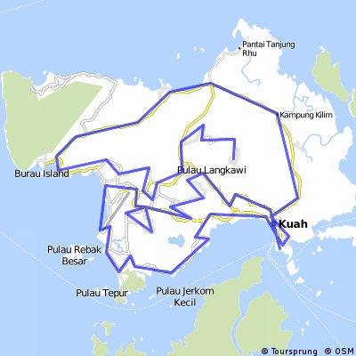 Kedah - Gunung Raya