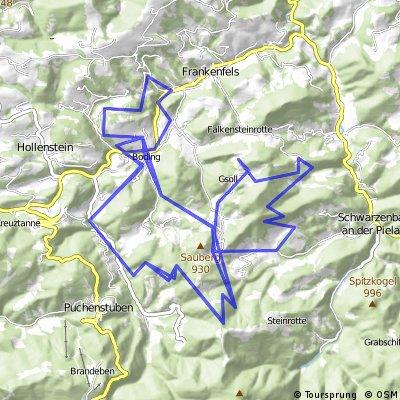 Adrenalin Race, 63km 2900hm