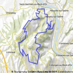 Transmontdo 2009 - 25km