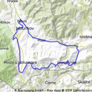 Zimowa Jaworzynka, Hrćava & Studenićny