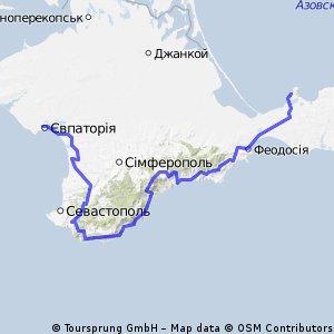 Crimea in May