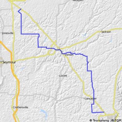 Cols to Madison: Barth, Jennings, Jefferson
