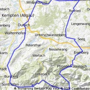 Allgäu-Runde  mittel
