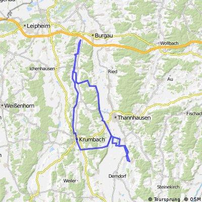Haselbach-Kammeltal-Krumbach