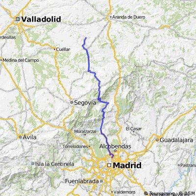 Madrid Sacramenia