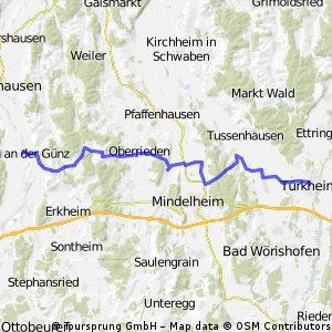 Tuerkheim go West