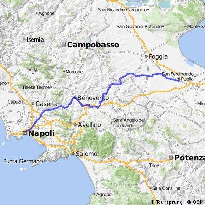 Napoli - Cerignola