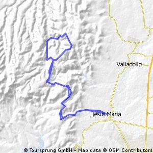 MTB RETO LA CATRINA 2013, 60 KM.