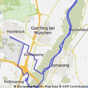 Hochbrücker Isartour