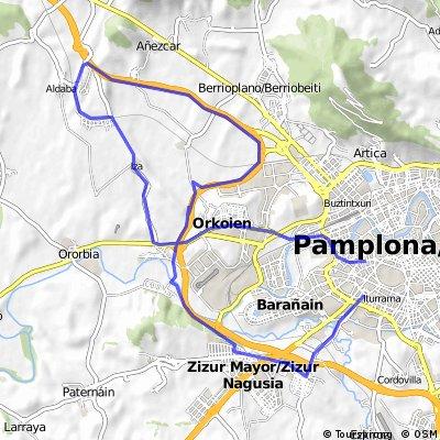 Pamplona-Zuasti
