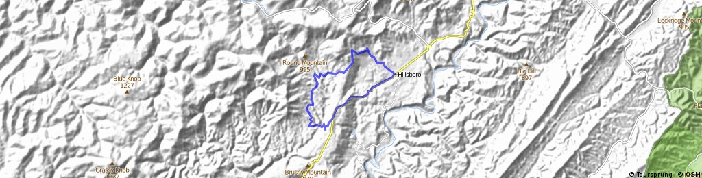 Hillsboro-Lobelia Loop