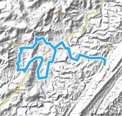 Assault on Droop Mountain