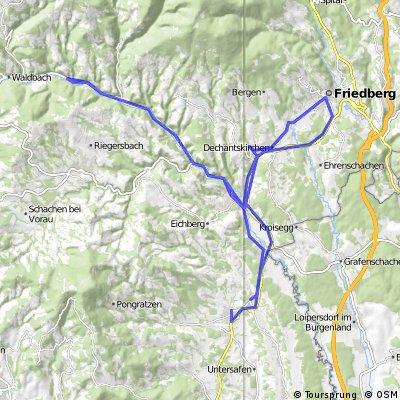 Grafendorf--Mönichwald-Friedberg-Grafendorf, 21. August 2013_Vers2