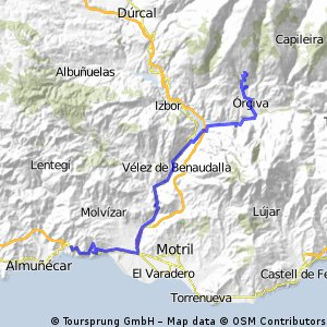 almunecar 57 km klim CLONED FROM ROUTE 1516181