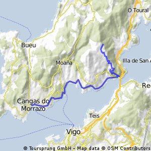 Última ruta febrero 2008