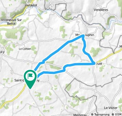 Course DEP Saint-barthélémy