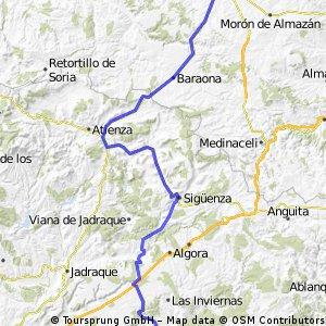 Almazán - Cifuentes