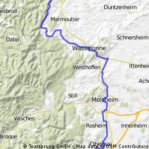 Saverne-Obernai