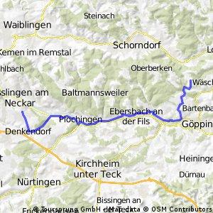 Börtlingen - Berkheim