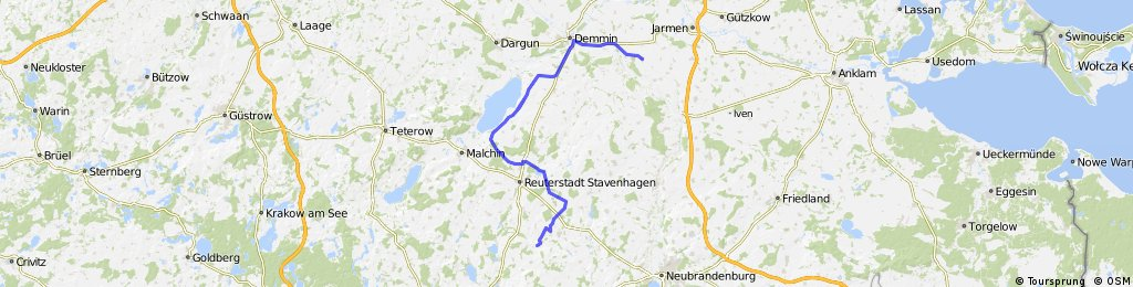 Schmarsow - Bredenfelde