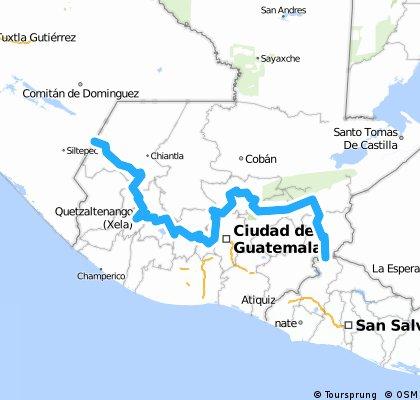 Guatemala - CycloExpedition Americas