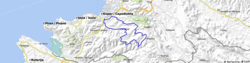 K1: Po deželi Refoška
