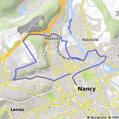 Critérium du Dauphiné Libéré 2009 - NANCY (Stage 1)