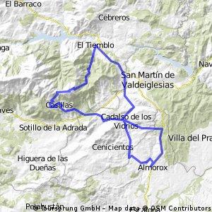 Almorox Pico Casillas