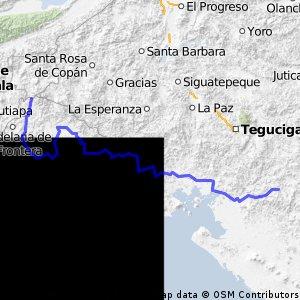 El Salvador - Honduras - CycloExpedition Americas