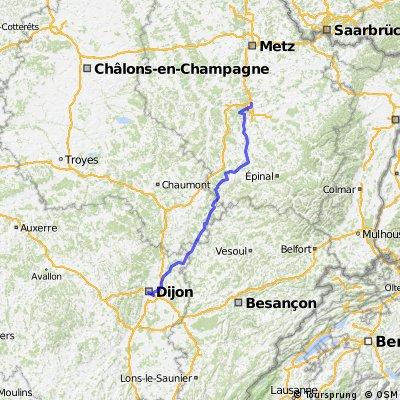 Critérium du Dauphiné Libéré 2009 - NANCY - DIJON (Stage 2)