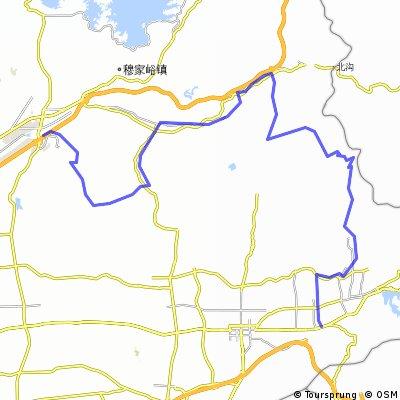 Miyun-Pinggu 100km CLONED FROM ROUTE 2007318