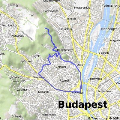 Árpád - HHH 20km