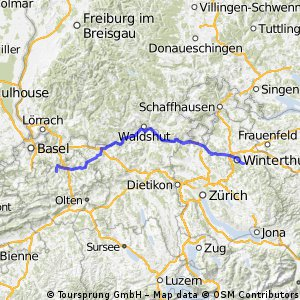 Winterthur-Bubendorf