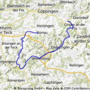 Bad Boll - Süßen vs. Randeck