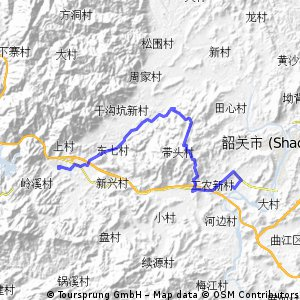 南嶺(Day1,韶關乳源, 14Mar, 2013)
