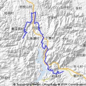 南嶺(Day2,乳源南嶺, 15Mar, 2013)