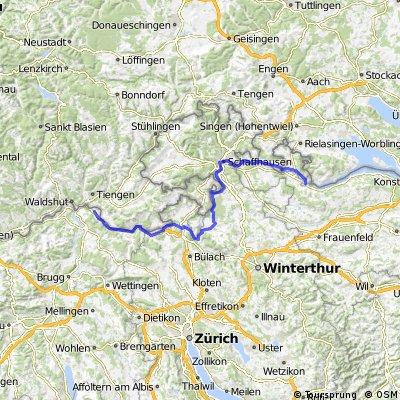 E02 Eschenz - Rietheim