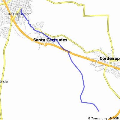 Boulevard X Morro Azul